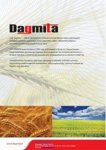 Atsarginės detalės žemės ūkio technikai