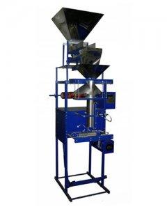 Birių produktų (kavos, kruopų šunų maisto riešutų sėklų ) fasavimo įranga