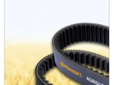 Diržai žemės ūkio technikai